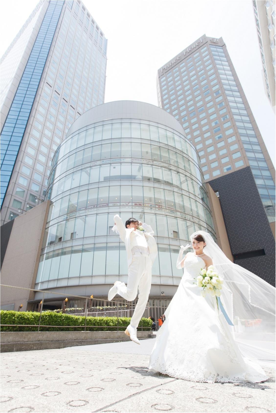【1】ーレポ開始ー品川プリンスホテルで結婚式をあげました#さち婚_5