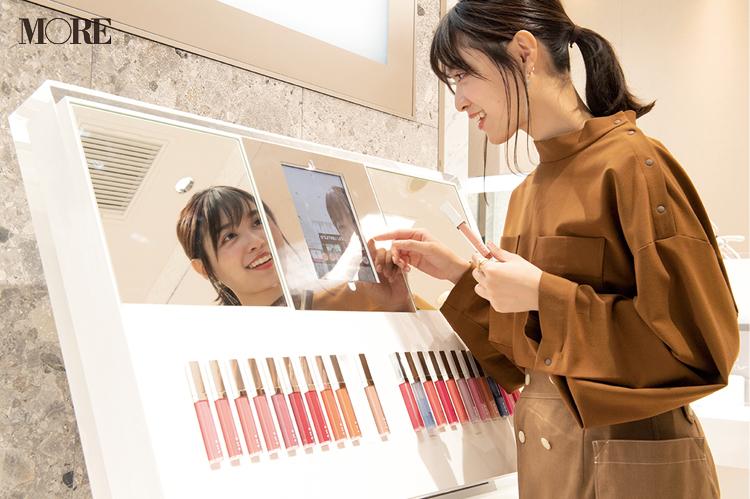 「伊勢丹新宿店」化粧品フロアの最新コスメカウンターがすごすぎる! BAさんのメイクテクをおうちで復習できる機能にも注目_3