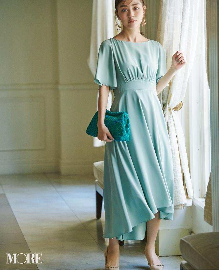 今月のお招ばれドレス、どうしよう!? 「きちんとおしゃれ」はこの9ブランドにおまかせあれ♬_1