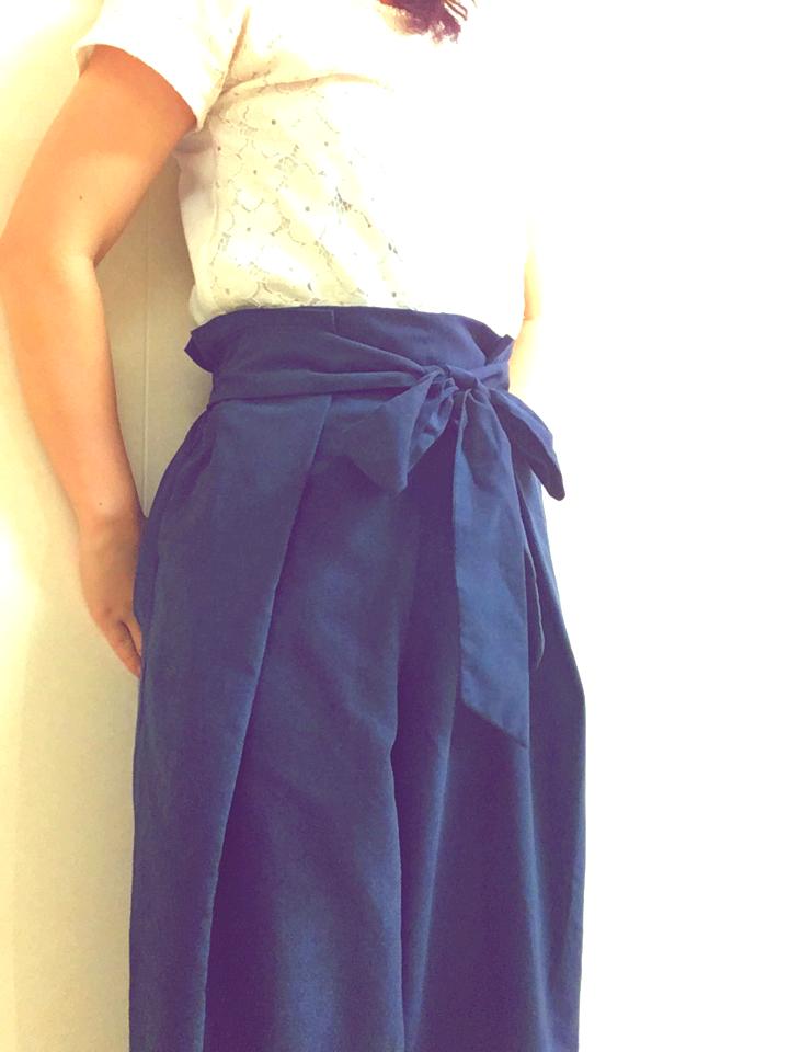 【ファッション】ロペピクニックのワイドパンツの着心地がよすぎる! _2