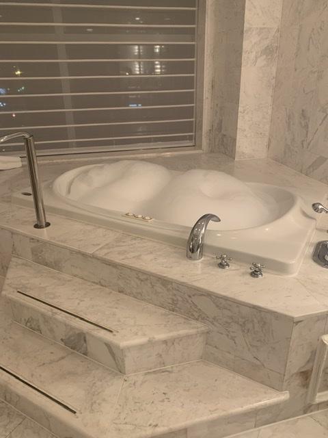 大人気!一面大理石のバスルーム【ホテルザマンハッタン】でお姫様気分を♡_2