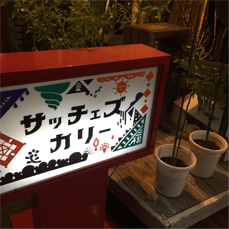 女性オーナーのスパイスカレー!大阪のサッチェズカリー♡_4