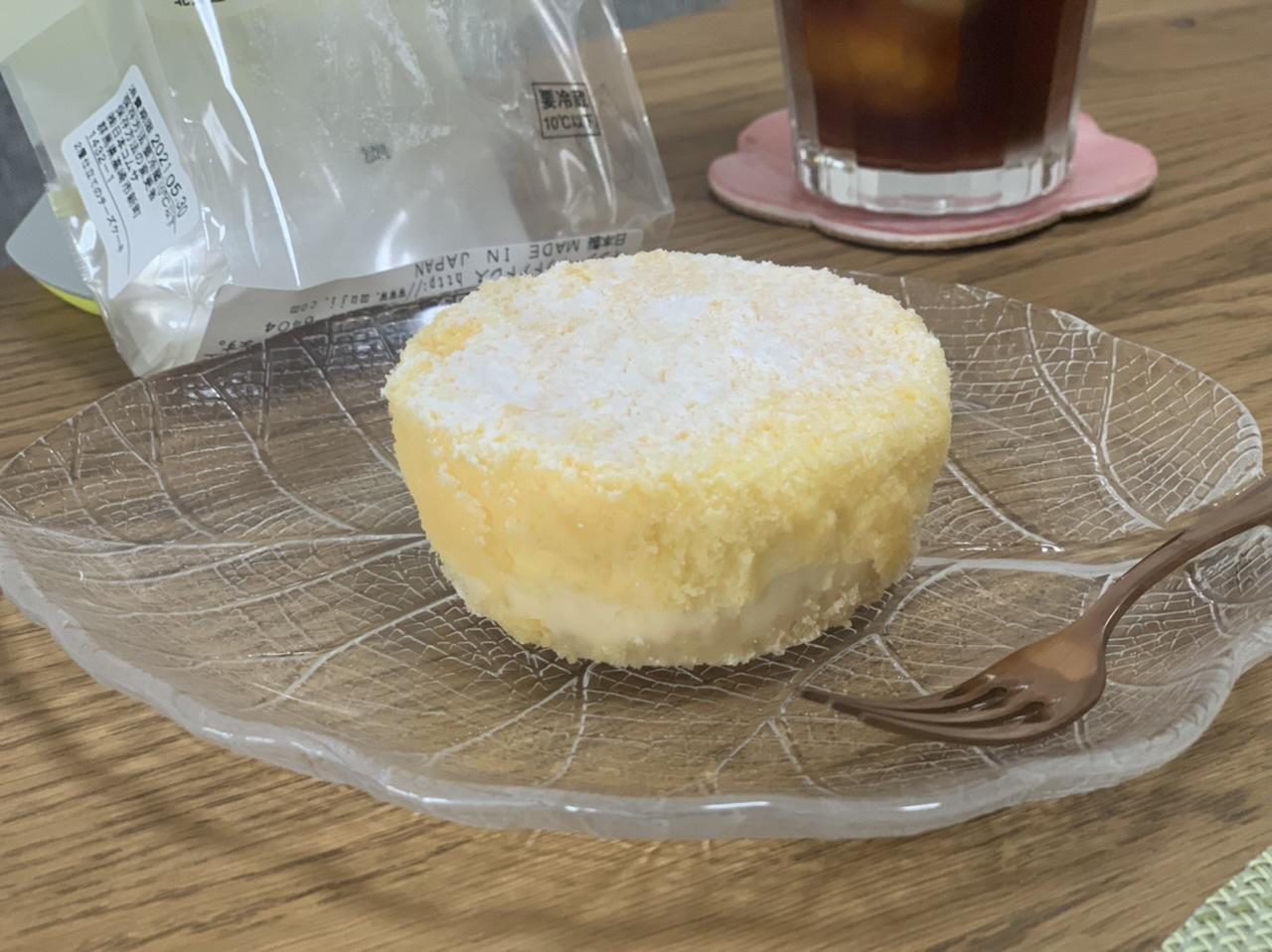 【無印スイーツ】350円は衝撃!2層仕立てのチーズケーキが本格派すぎる♡_4