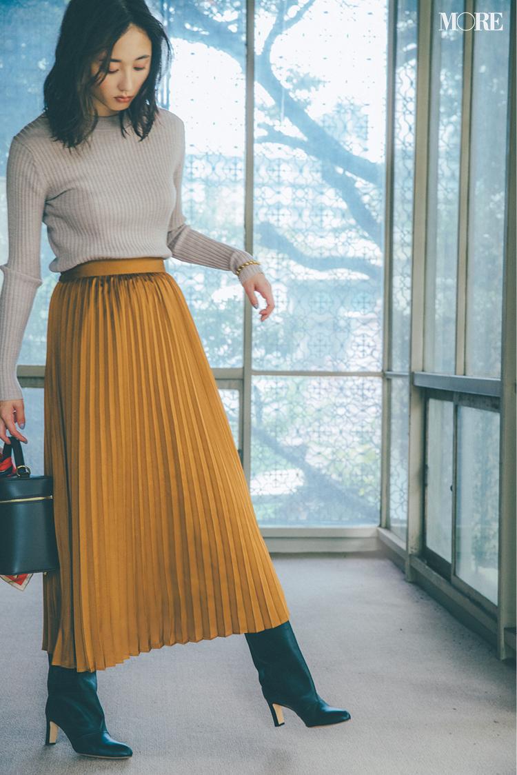 プリーツスカート、レオパード柄etc.【2019秋のおすすめスカート】Photo Gallery_1_36