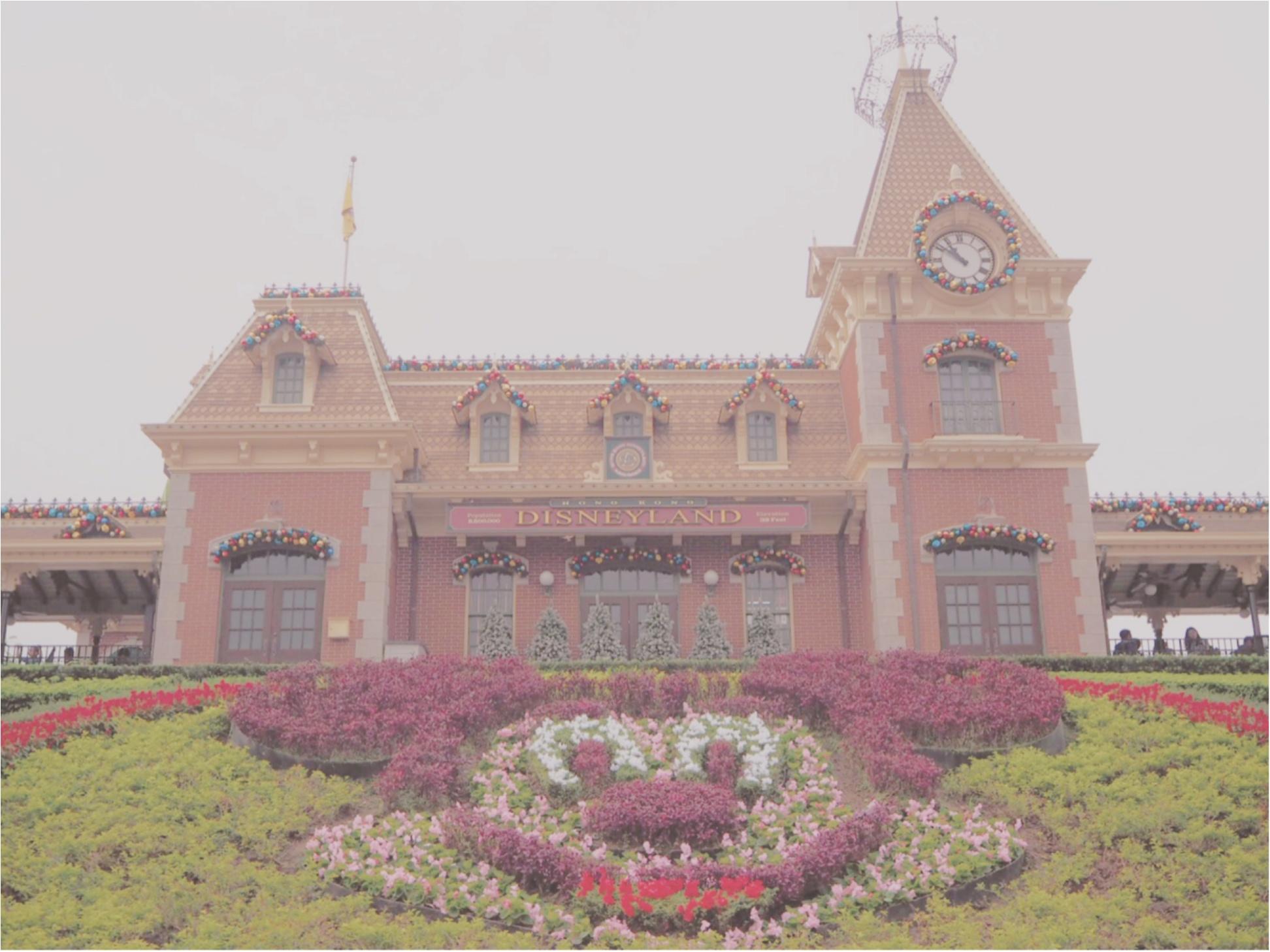 行ったら絶対に楽しい♡♡香港ディズニーランドの魅力とは♡_1