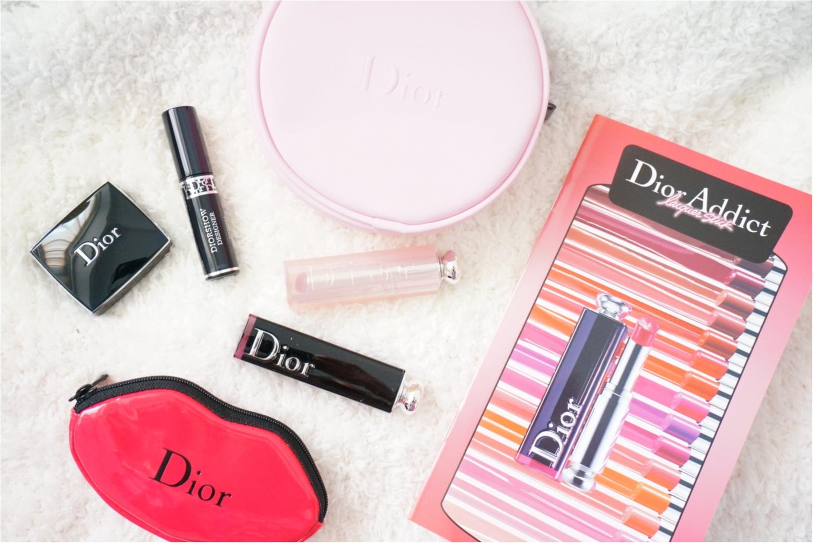 《フォンダンリップ》って何??【Dior ADDICT】から新リップ・ラッカースティックが登場❤️_9
