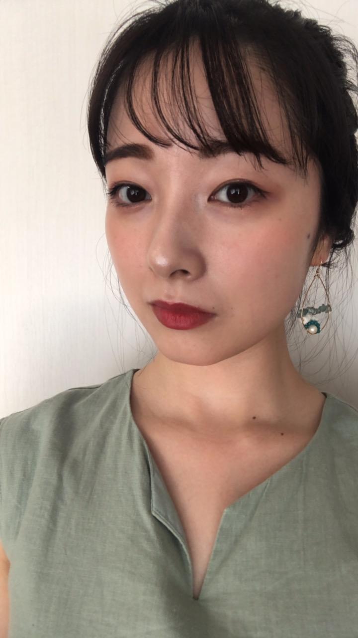【CANMAKE】【新作アイシャドウ】オレンジレッドで夏メイク♡オールシーズン使える!_3