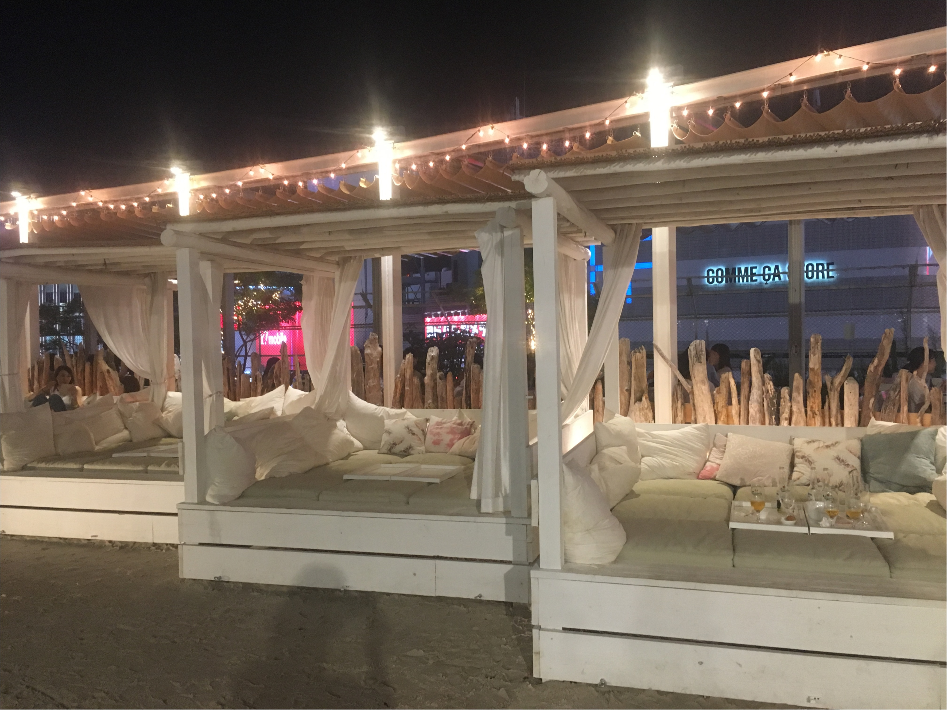 【おでかけ】新宿のWILD BEACHでリゾート気分を味わえるビアガーデンでBBQしてきました★_2