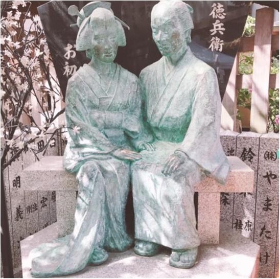 【大阪パワースポット巡り】桜のキレイな露天神社で春に向けて良縁祈願を♡_6