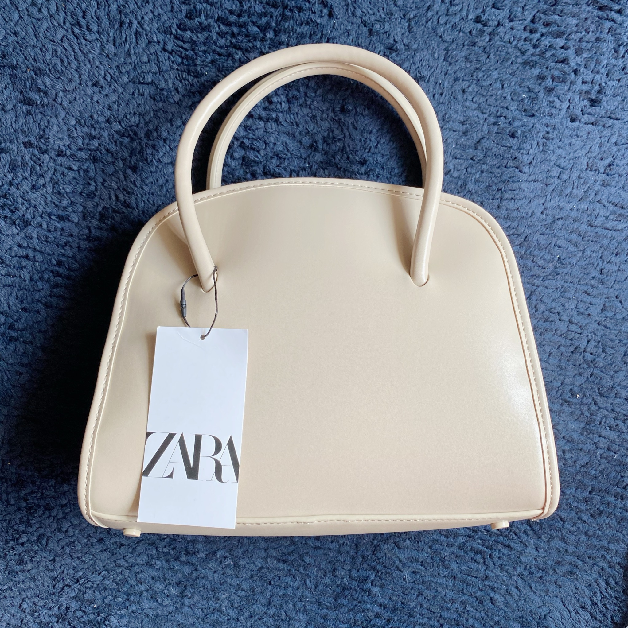 【ZARA】Saleで購入した万能ミニシティバッグでお出かけ_2