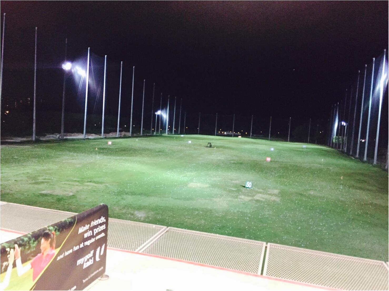 ゴルフはじめました。_2