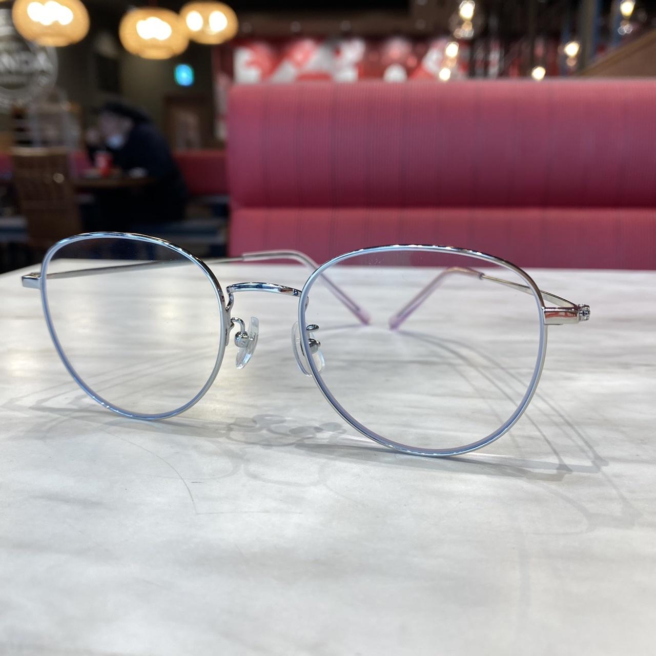 【紫外線対策】UVカットメガネ買ってみました☀︎_1