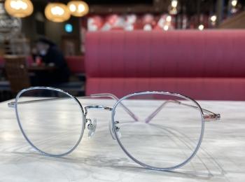 【紫外線対策】UVカットメガネ買ってみました☀︎
