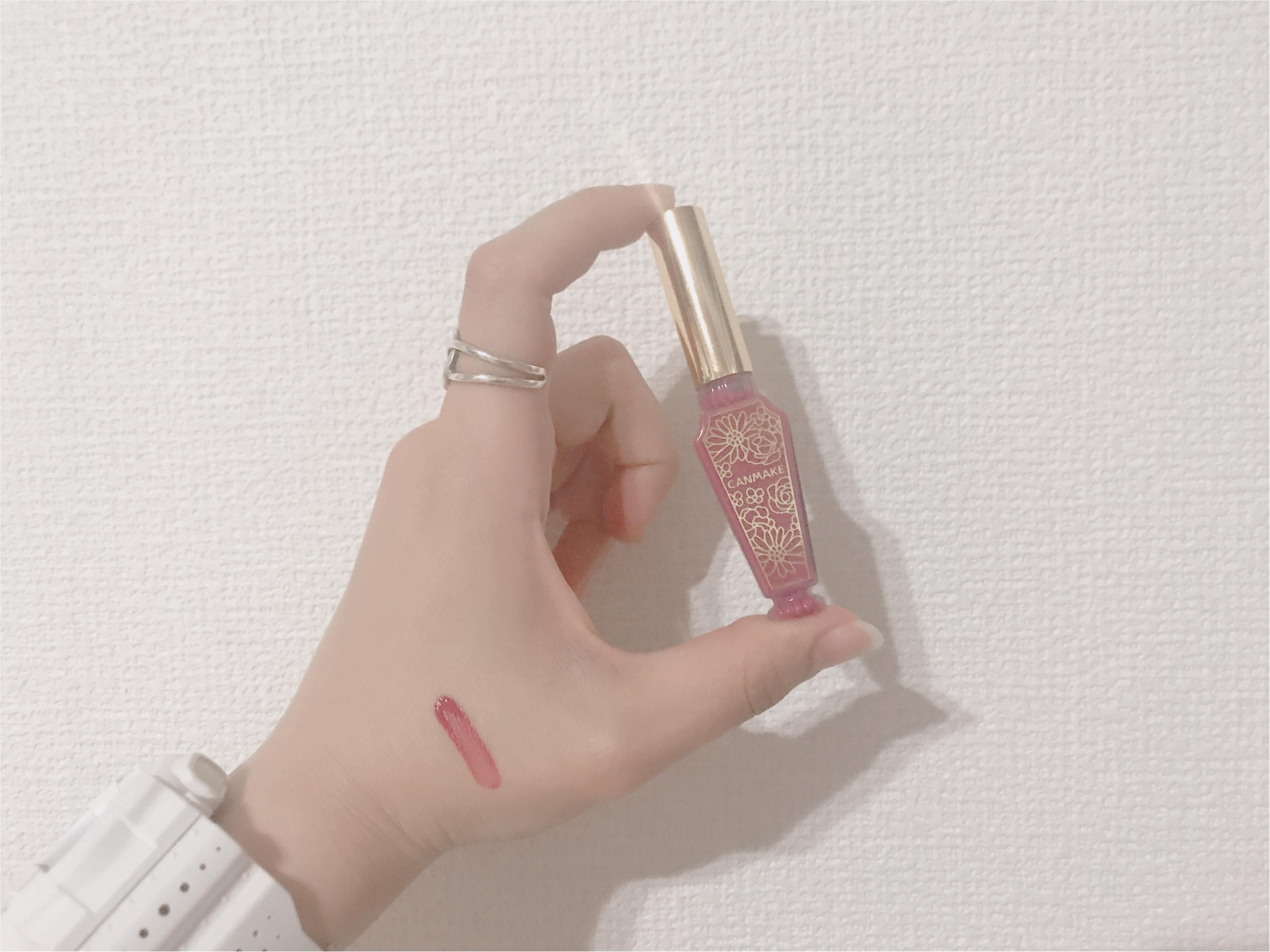 """【¥650】全色買い必須♡落ちないと噂のCANMAKE""""マットリップ""""を試してみた!_6"""