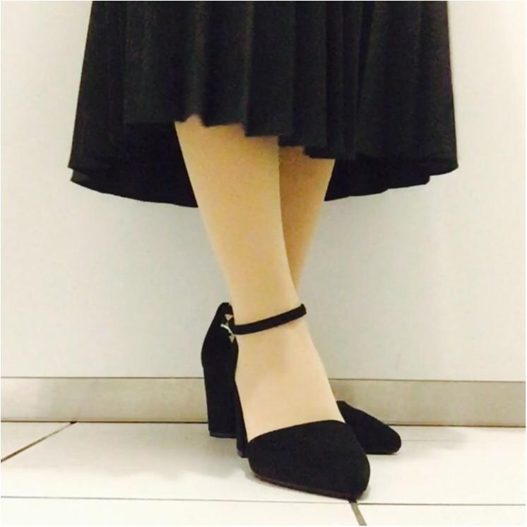 UNIQLOのプリーツスカートがオススメ!素材感がプチプラ感ゼロ♡_3