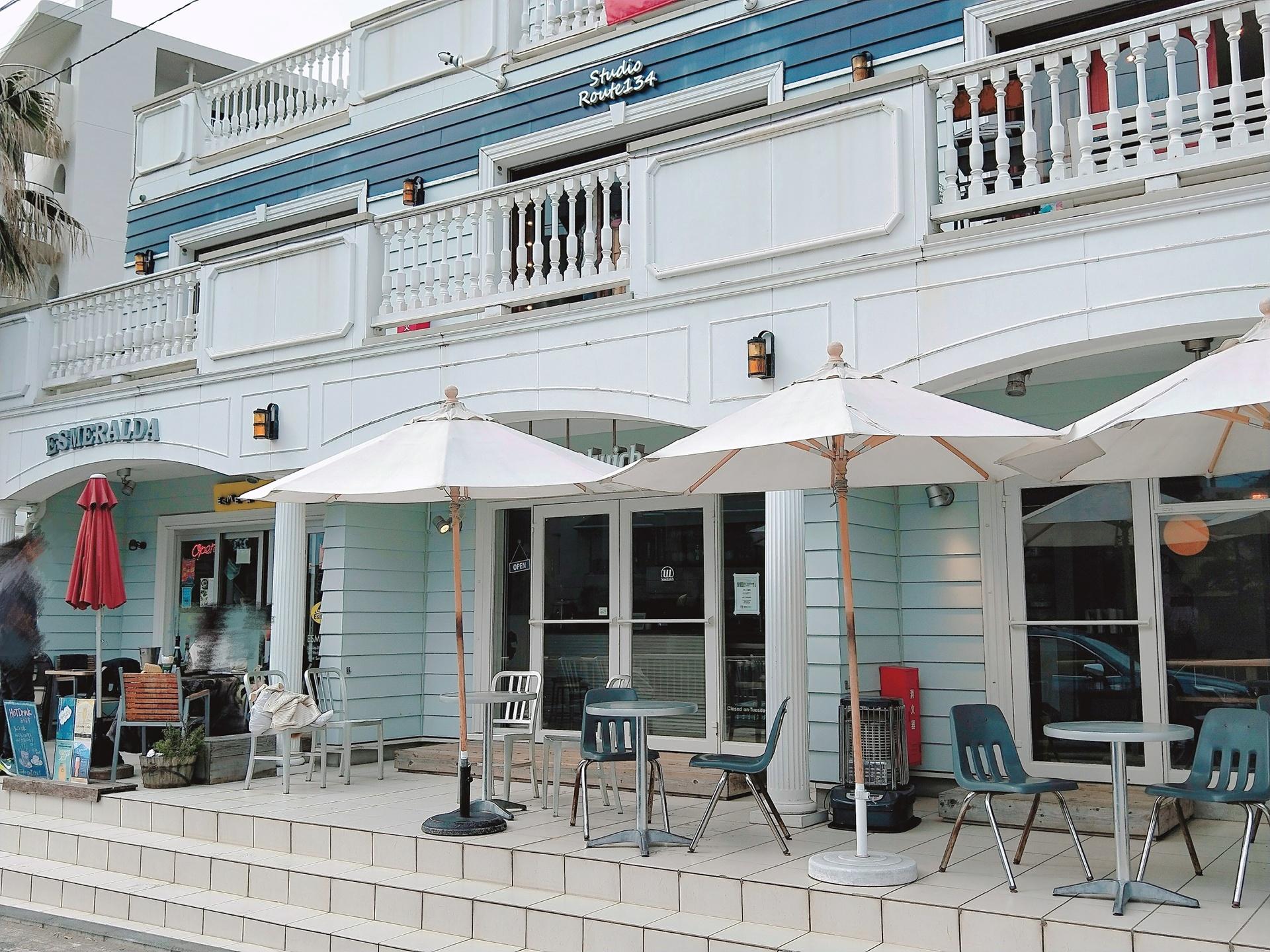 【葉山】森戸海岸近くの可愛いカフェ♡具だくさんサンドイッチがオススメ!_1