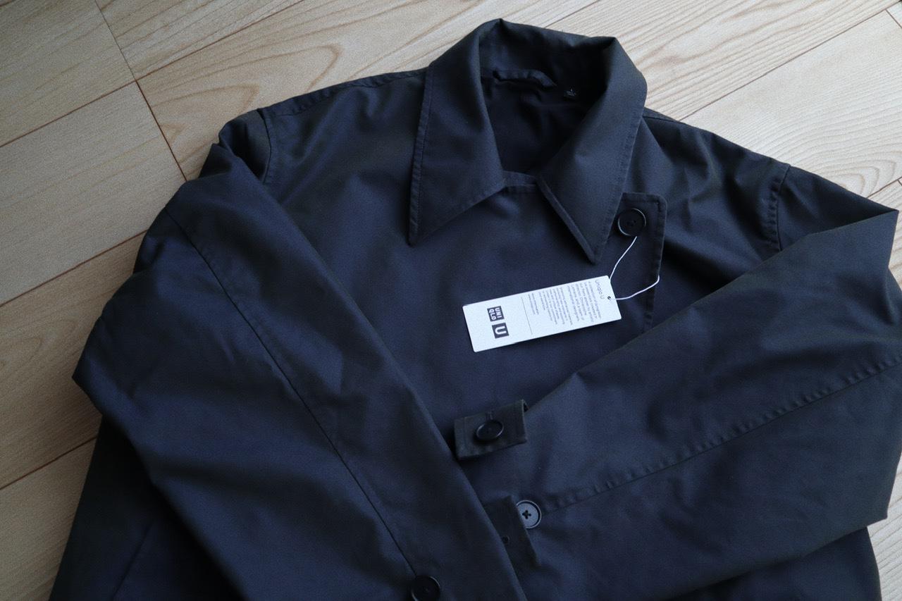 《今季スタメン❤️春コート》【Uniqlo U(ユニクロユー)】着るだけでこなれる!トレンチコート☻_1