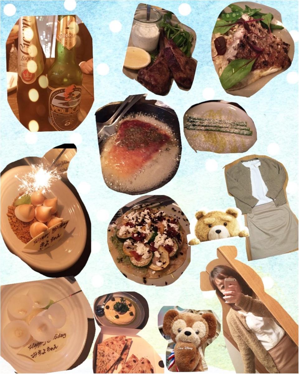 バースデーpartyの候補にいかがでしょう♡ギリシャ料理の名店で★★★_14