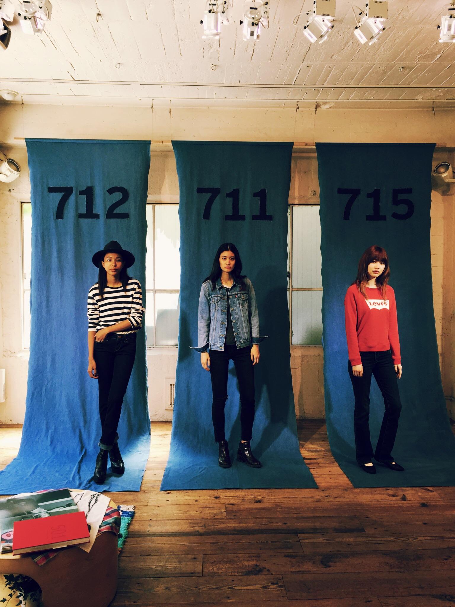 『リーバイス』のジーンズで女っぷりを上げたい!_1