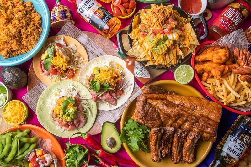メキシコ料理と種類豊富なドリンクが食べ放題&飲み放題!! 大阪なんば「#702 BEER GARDEN」【#ビアガーデン 2019 大阪】_2