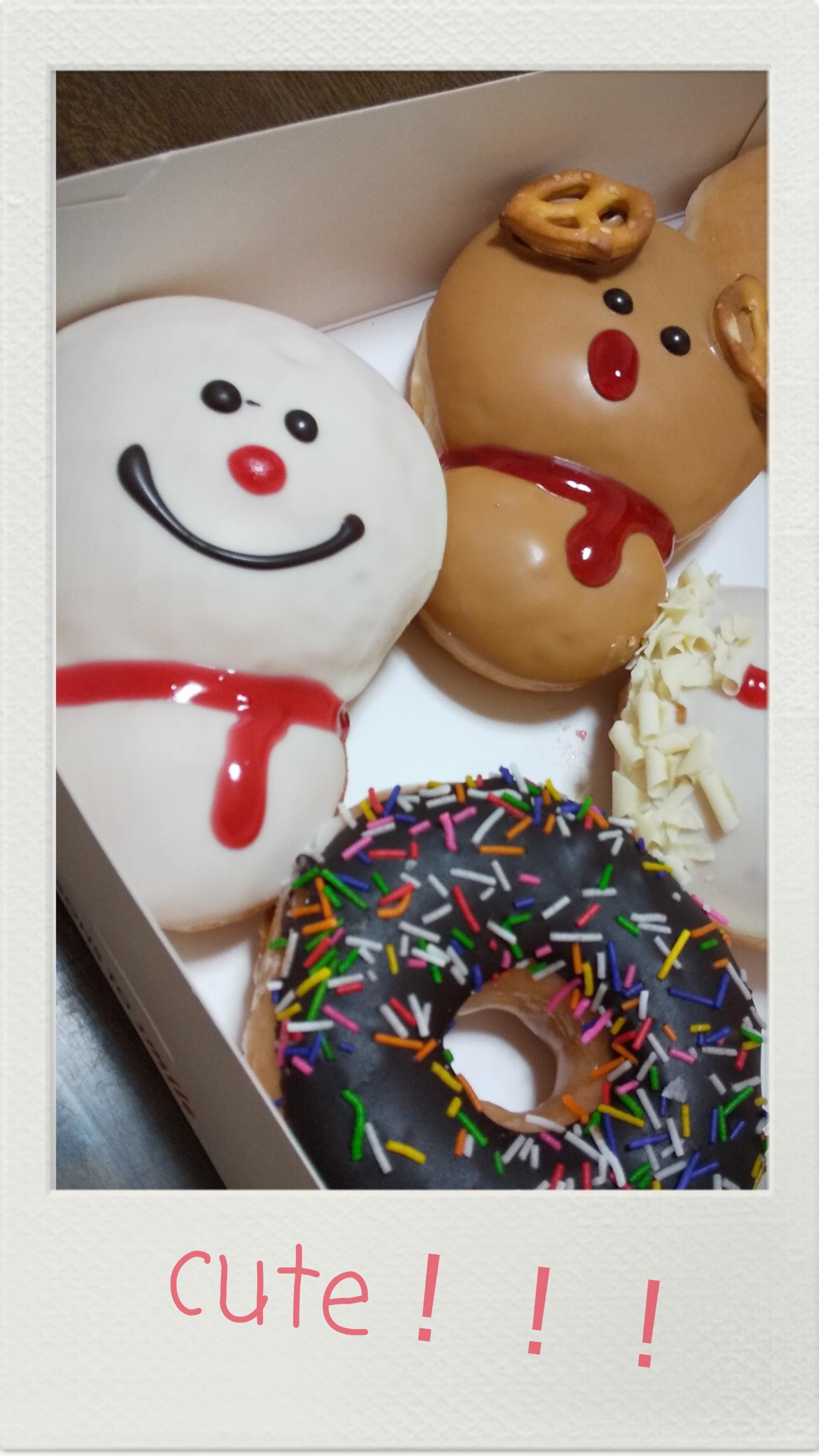 【一足先にクリスマス気分を】クリスピー・クリーム・ドーナツのBABY MERRY  Holidayがかわいすぎる!_2