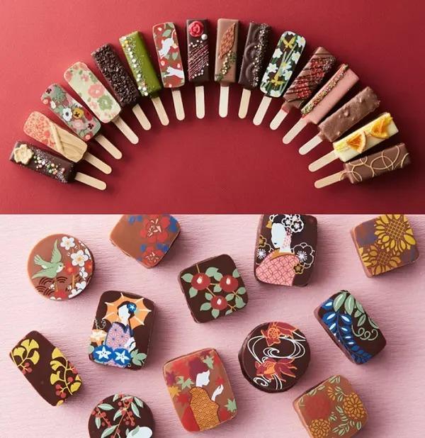 2021バレンタインチョコ『ベルアメールのスティックチョコラ』