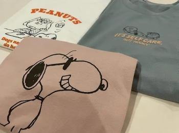 『ユニクロ』のスヌーピーTシャツが大人可愛い!【今週のMOREインフルエンサーズ人気ランキング】