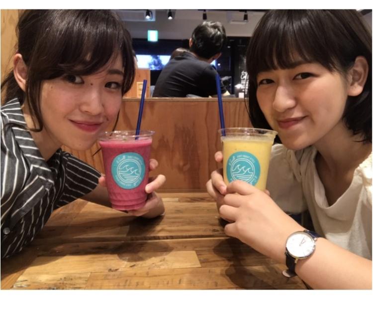 【FOOD】みなとみらい⚓︎マリンウォーク内❤︎SURF GIRLにおすすすめカフェ!& Swell_5