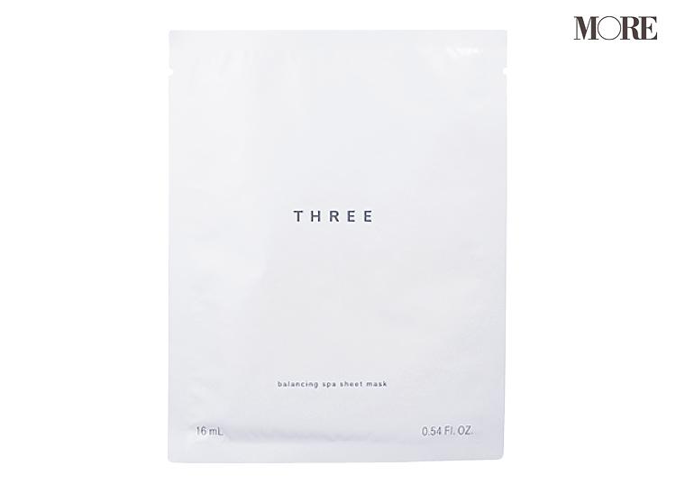 THREE バランシング スパ シートマスク (6枚)