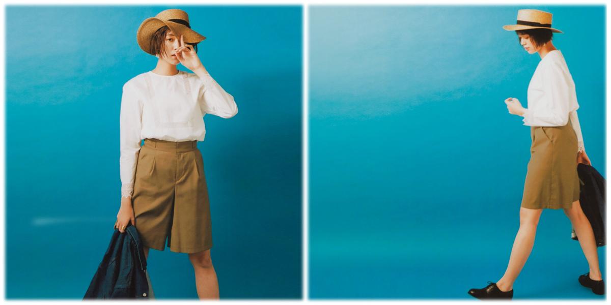 バミューダパンツ特集《2019年夏》- バミューダパンツのおすすめコーデや選び方まとめ_1
