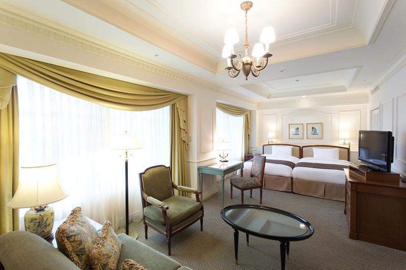 千葉おしゃれホテルのホテル ザ・マンハッタン「ラグジュアリーハリウッドツイン」客室