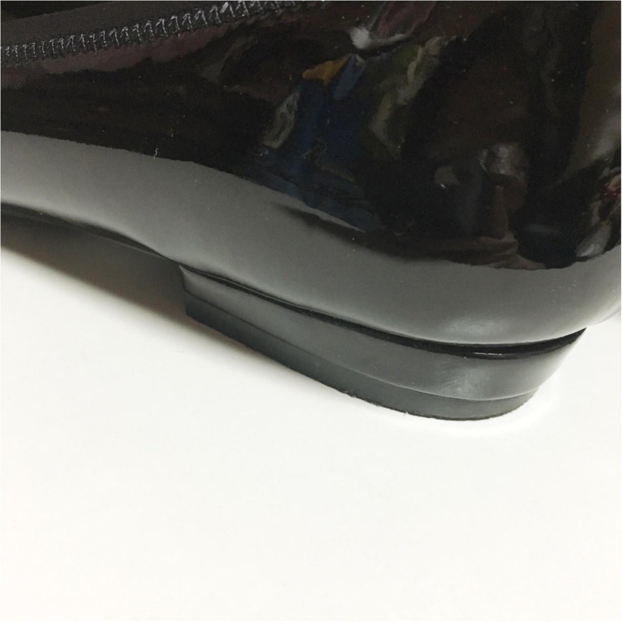 おしゃれではき心地のいい靴が欲しい!マルイのラクチンきれいパンプス♡_4