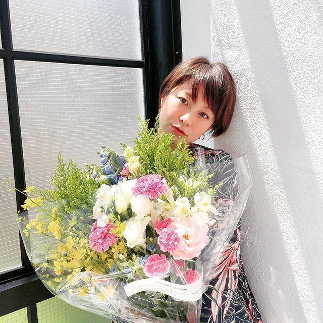 発売中の8月号では、先輩モアモデルである田中美保ちゃんが登場【撮影のオフショット】_1