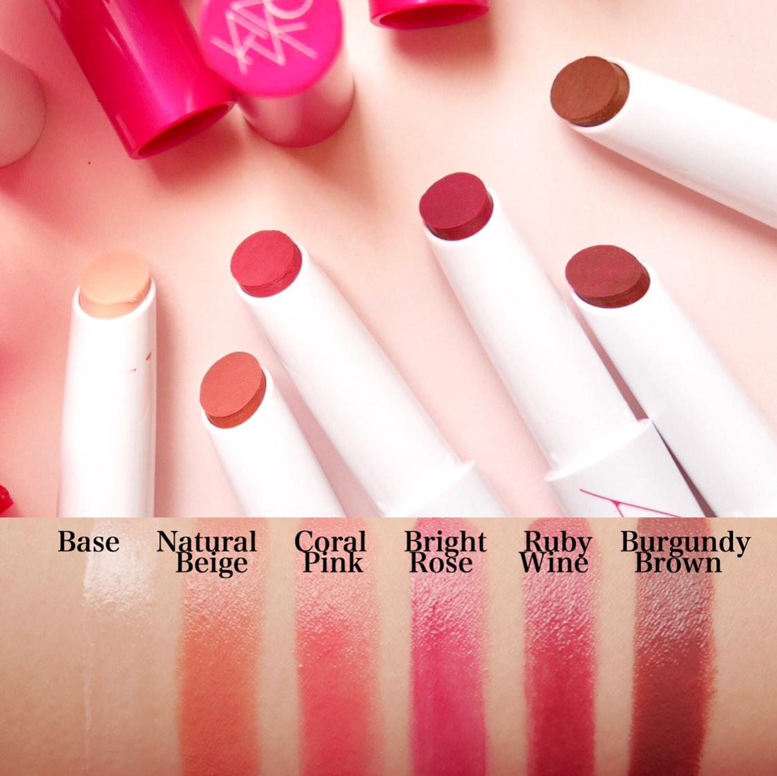 気になるブランド『AINOKI』の新メイクアイテムを、美容家立花ゆうりがお試し♡ おすすめは唇温度でとろけるリップスティック!_2_1