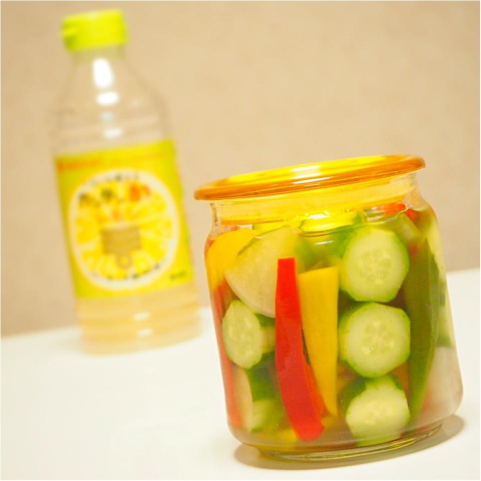 料理初心者でも超簡単★色とりどりの野菜を使ってピクルスを作ろう!_5