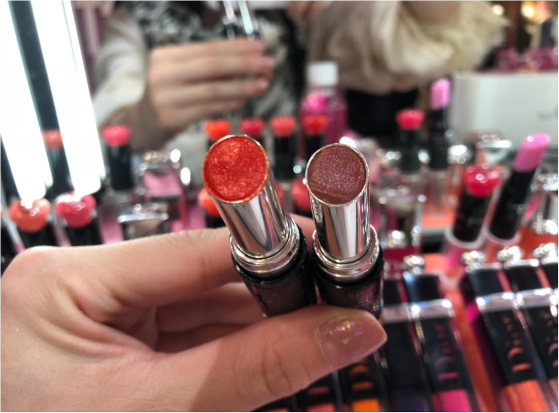 限定ノベルティや刻印も❤️【Dior addictラッカープランプ】発売記念イベントに行ってきました!_4