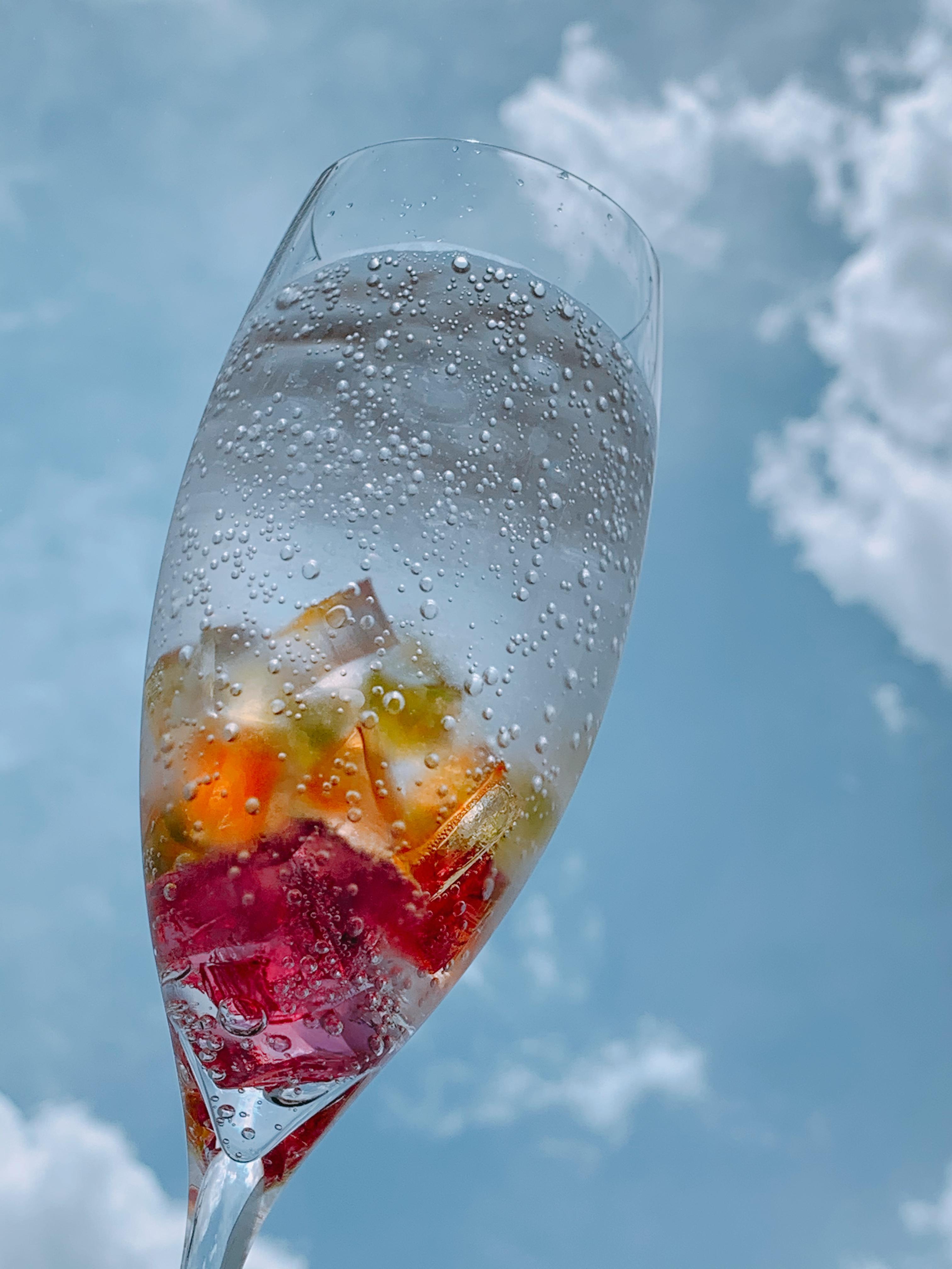 【おうちカフェ♡】食べられる宝石《琥珀糖》をつくって過ごす涼しい夏_1