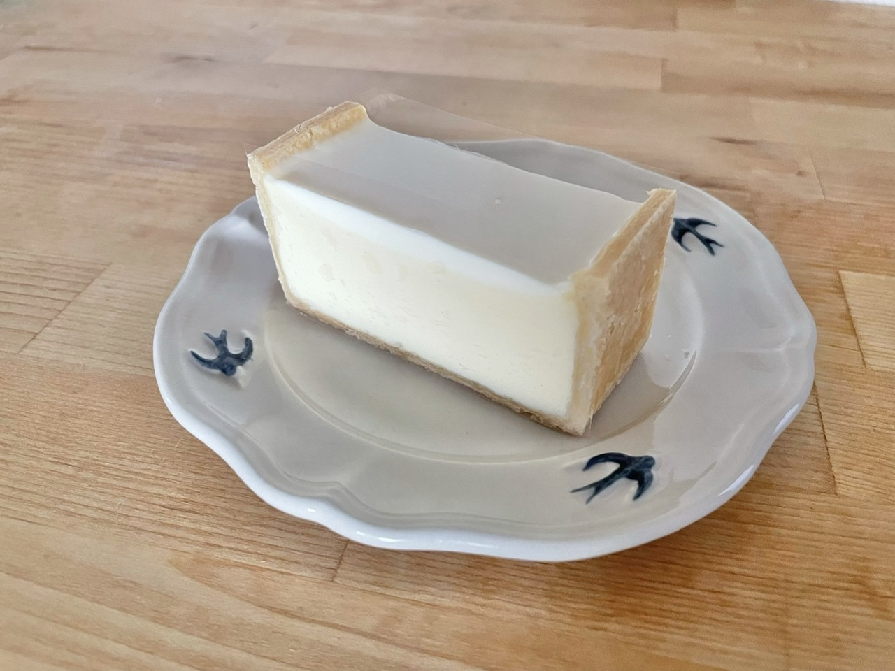 【スイーツ】幡ヶ谷・西原エリアの《Equal》のチーズケーキ&チェリーパイ_1
