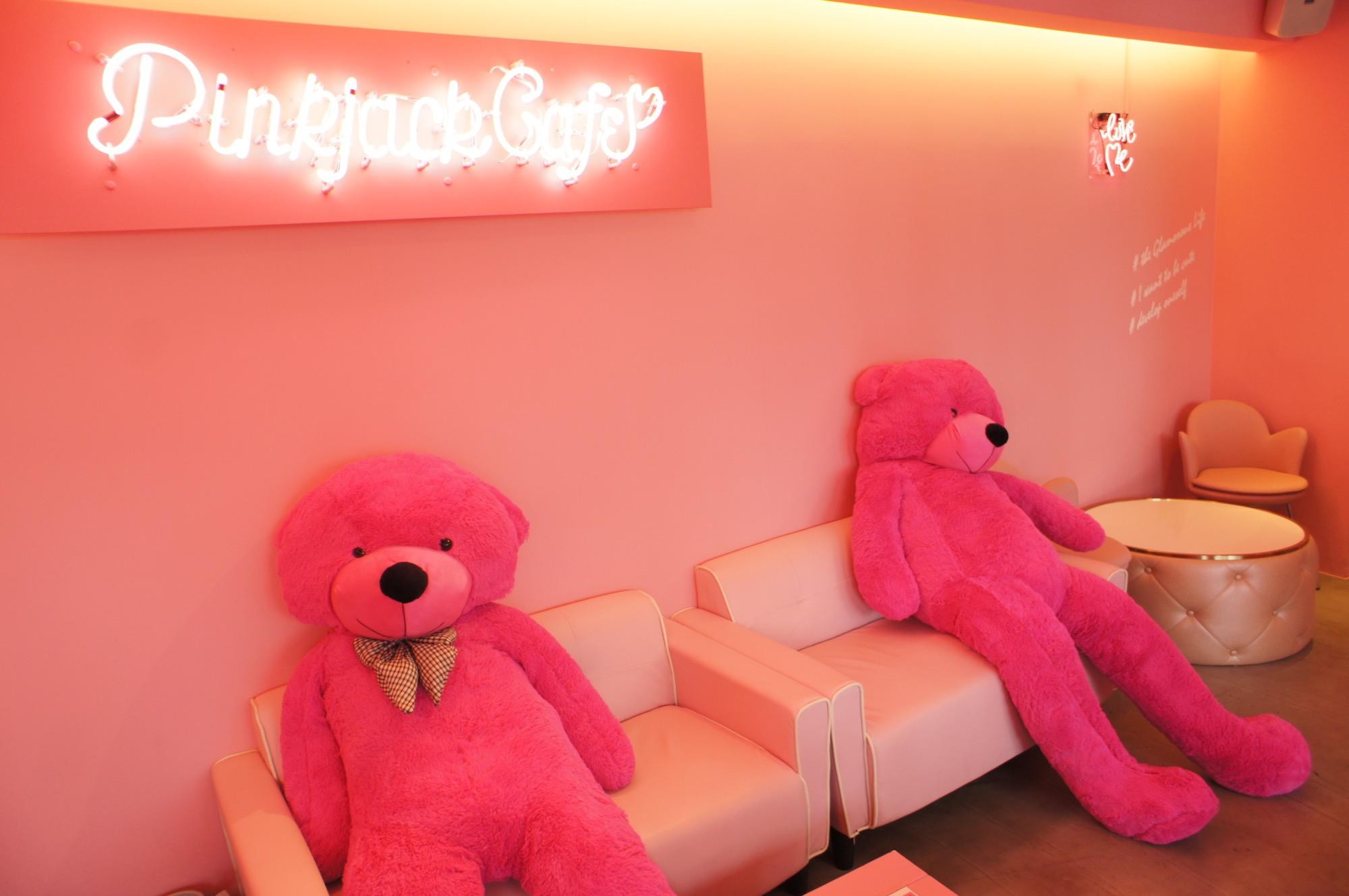 《ご当地MORE✩静岡》ピンクづくし❤️写真映え◎【PinkjackCafe】が可愛すぎる☻!_2