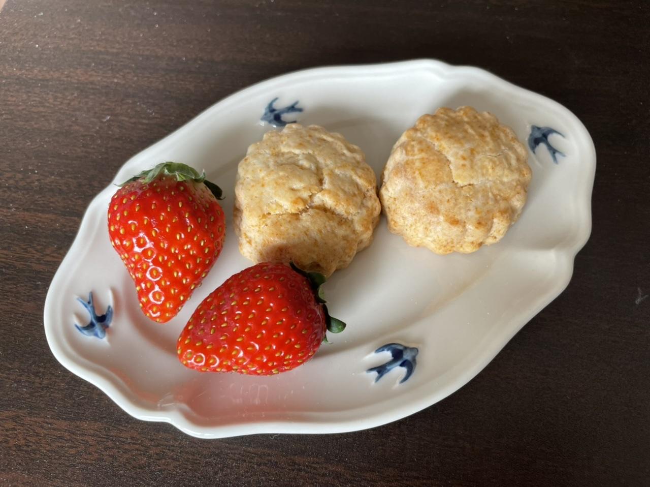 【おすすめいちごスイーツ】春を待つ《parfait bar agari》さんの「harumachi 苺とネーブルのパフェ」_5
