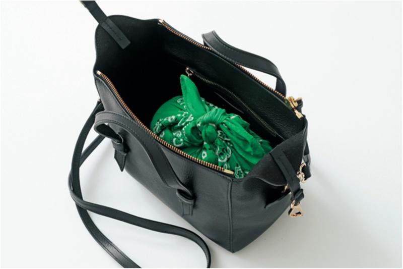 お仕事ガールのバッグは「可愛い・使える・毎日持てる」5