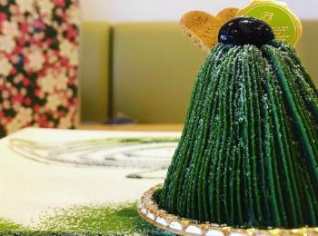 【インスタリアクション数ナンバー1】  京都・河原町の穴場カフェでおばんざい&お濃茶スイーツ