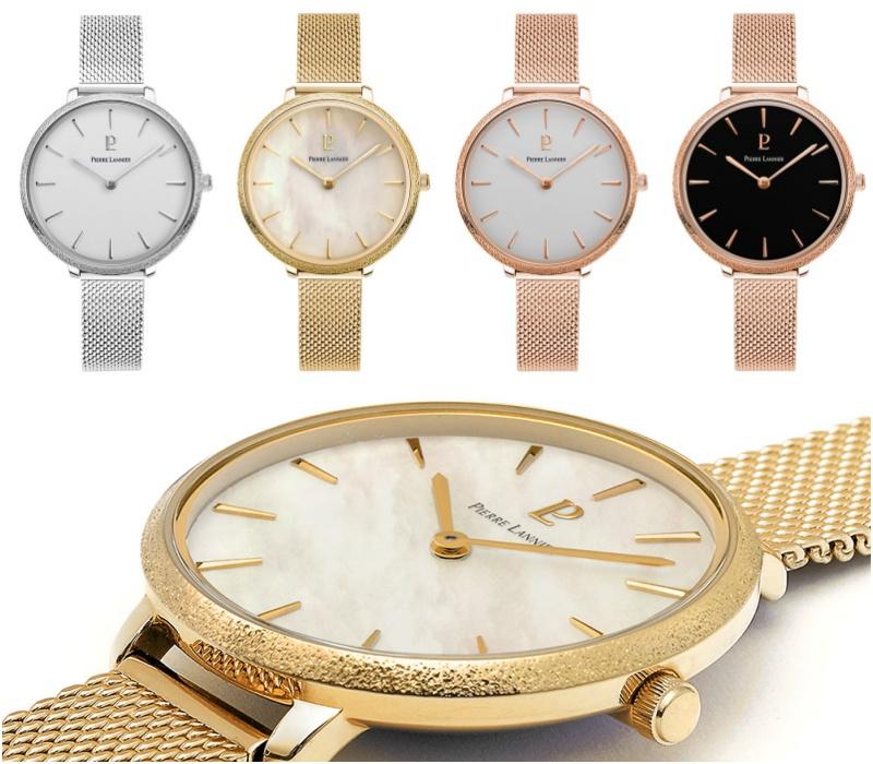 新年度は新しい腕時計と一緒に♡『ピエール・ラニエ』春の新作が3/4(水)発売!_1