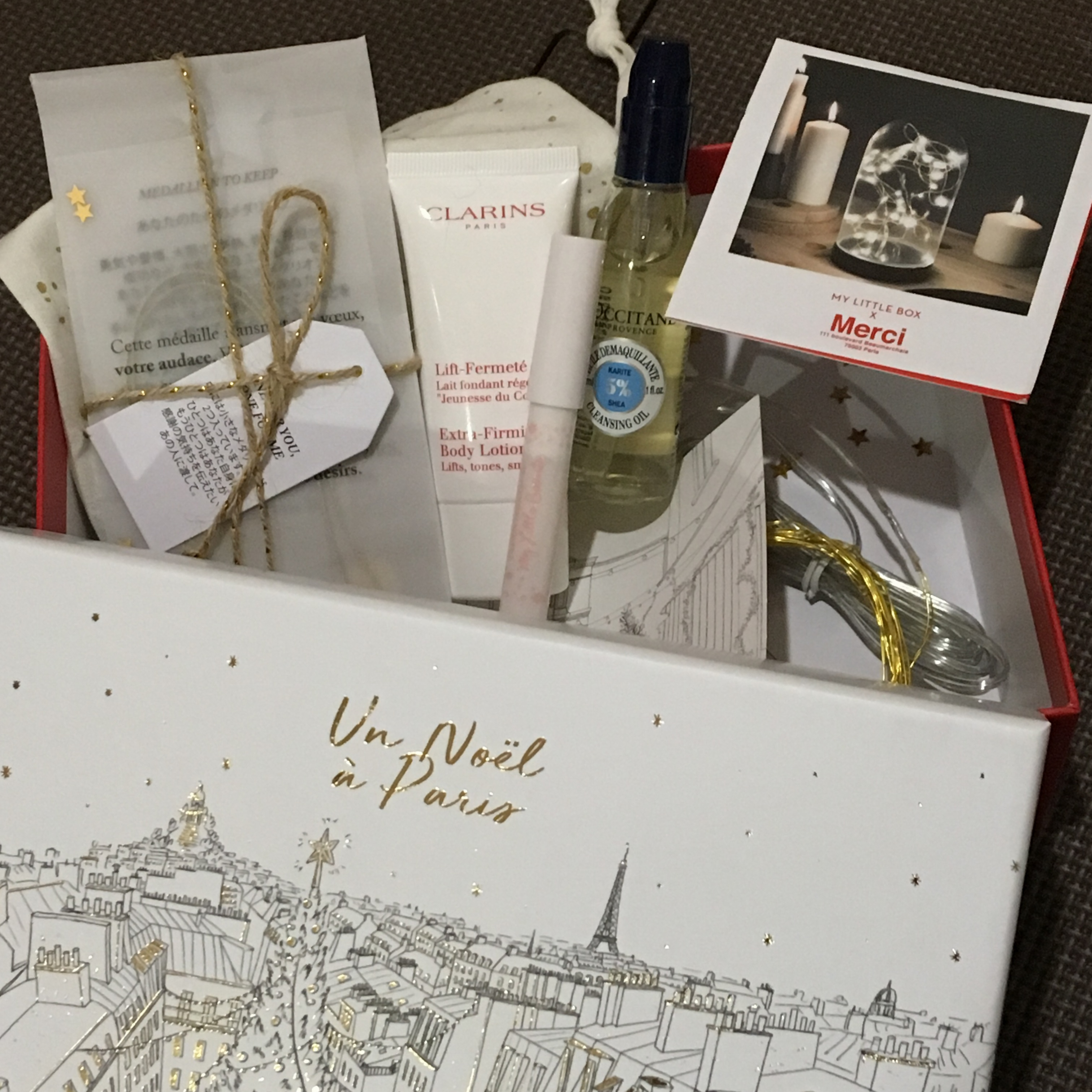 12月のMY LITTLE BOXは…♡_1