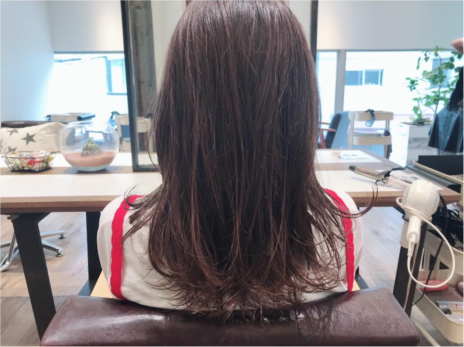 2018夏のトレンドヘアカラー!髪色変えたら透明感GETしたハナシ♡_2