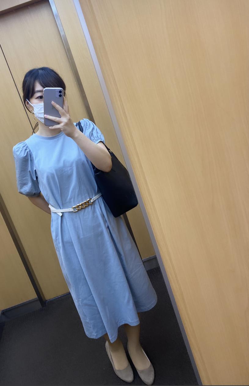 【GU】オフィスコーデ〜驚き価格、3着で約3500円!?〜_3