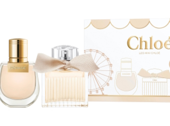 『クロエ』の2つの香りを一度に楽しめるチャンス! ミニサイズのボトルも可愛い♡【新作コスメニュース】