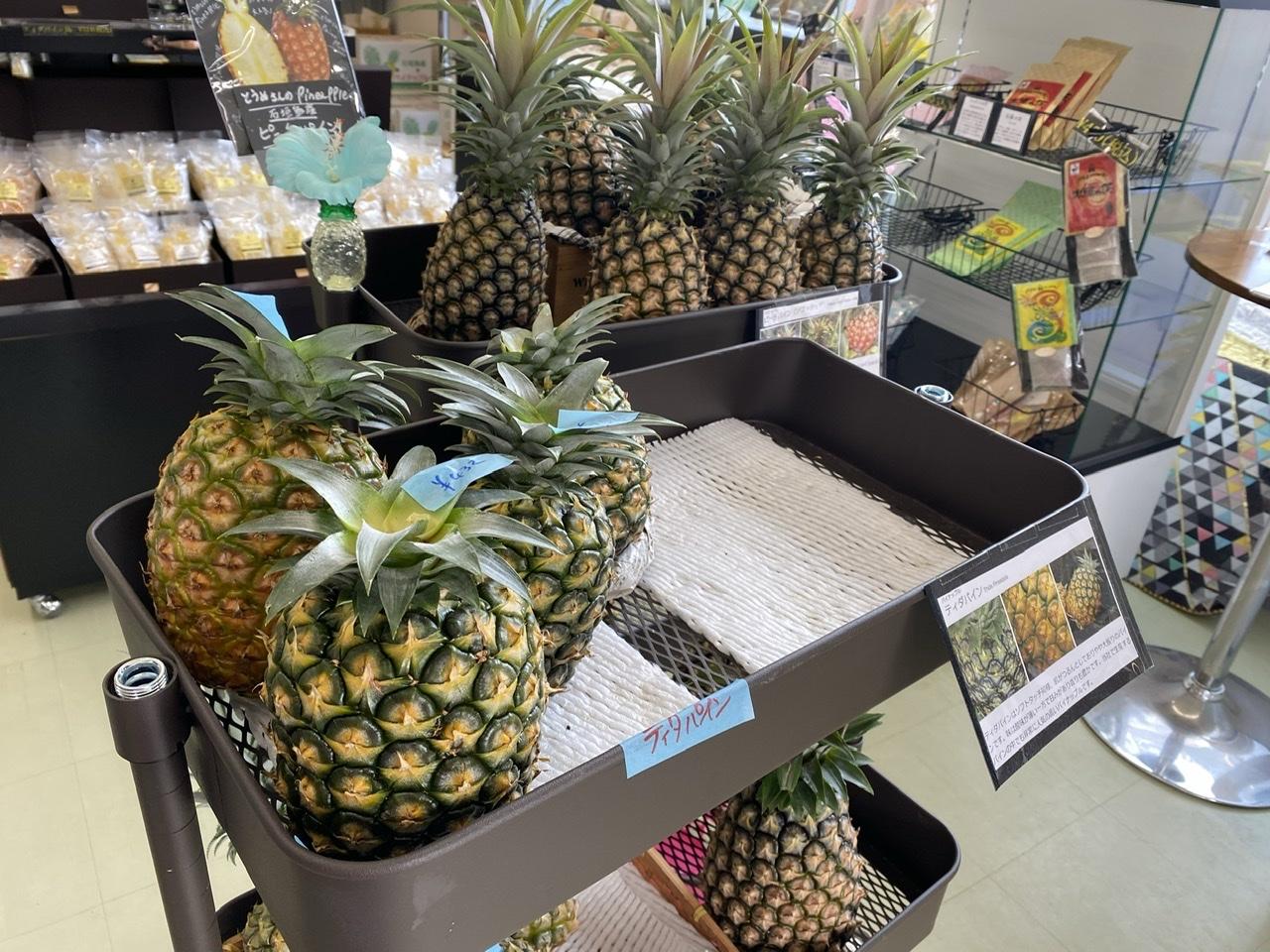 【フルーツ】美味しいパイナップルのお店をご紹介♪_1