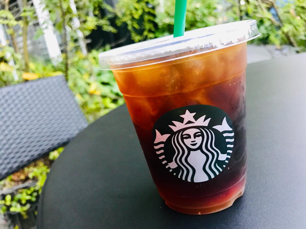 【スタバ新作】新感覚!コーヒーに炭酸!?《コールドブリューソーダ》が想像以上の美味しさ♡_2