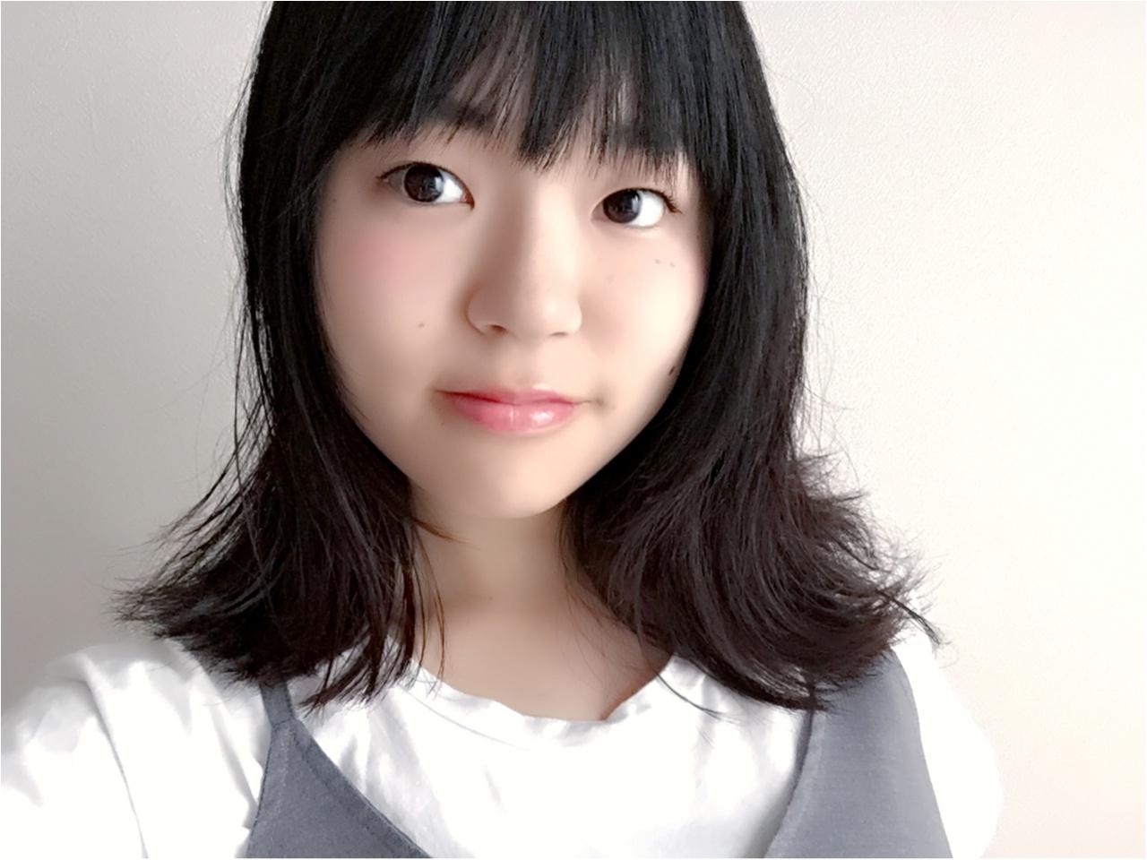 NEW HAIRと新しいヘアオイル♡*_1